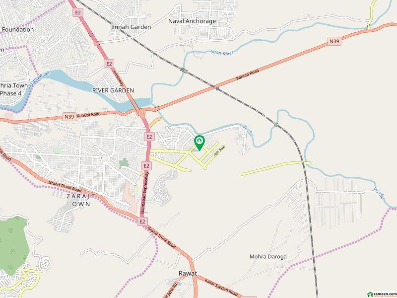 سینٹرل کمرشل ڈی ایچ اے ڈیفینس فیز 5 ڈی ایچ اے ڈیفینس اسلام آباد میں 6 مرلہ کمرشل پلاٹ 3.75 کروڑ میں برائے فروخت۔