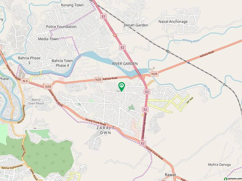 ڈی ایچ اے فیز 2 - سیکٹر ڈی ڈی ایچ اے ڈیفینس فیز 2 ڈی ایچ اے ڈیفینس اسلام آباد میں 4 کمروں کا 13 مرلہ فلیٹ 2.2 کروڑ میں برائے فروخت۔