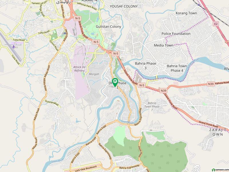 ڈی ایچ اے ڈیفینس فیز 1 ڈی ایچ اے ڈیفینس اسلام آباد میں 8 مرلہ کمرشل پلاٹ 7 کروڑ میں برائے فروخت۔