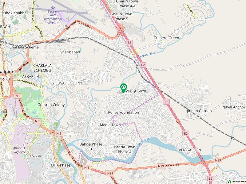 فیڈریشن ہاؤسنگ سوسائٹی - او-9 نیشنل پولیس فاؤنڈیشن او ۔ 9 اسلام آباد میں 10 مرلہ رہائشی پلاٹ 70 لاکھ میں برائے فروخت۔