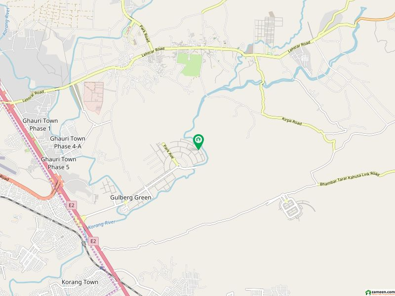 4 Kanal Heighted Location Solid Land New Cutting Farm House Available For Sale In Block D