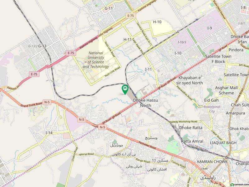 آئی۔12/4 آئی ۔ 12 اسلام آباد میں 5 مرلہ رہائشی پلاٹ 66 لاکھ میں برائے فروخت۔