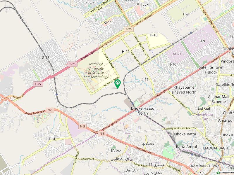 آئی۔12/3 آئی ۔ 12 اسلام آباد میں 5 مرلہ رہائشی پلاٹ 68 لاکھ میں برائے فروخت۔