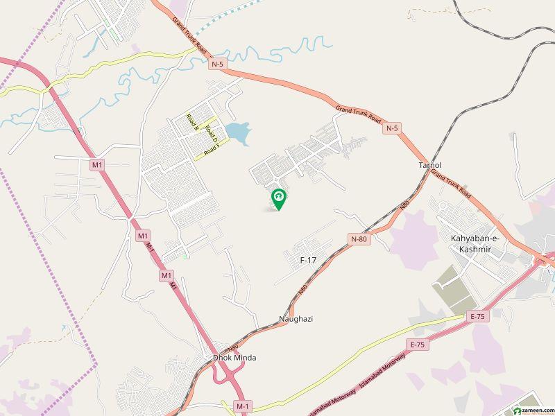 فیصل ریزیڈنشیا ای ۔ 17 اسلام آباد میں 10 مرلہ رہائشی پلاٹ 19.5 لاکھ میں برائے فروخت۔