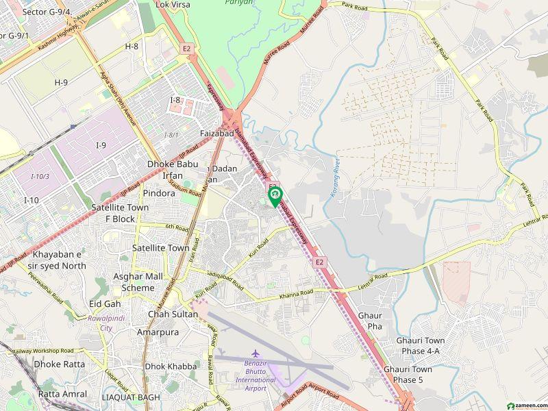دی پام ریزیڈنشل اپارٹمنٹس اسلام آباد ہائی وے اسلام آباد میں 1 کمرے کا 3 مرلہ فلیٹ 56 لاکھ میں برائے فروخت۔