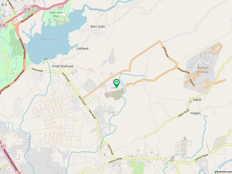 پی ایچ اے ایف آفیسرز ریزڈینسیا کوری روڈ اسلام آباد میں 5 کمروں کا 14 مرلہ مکان 2.7 کروڑ میں برائے فروخت۔