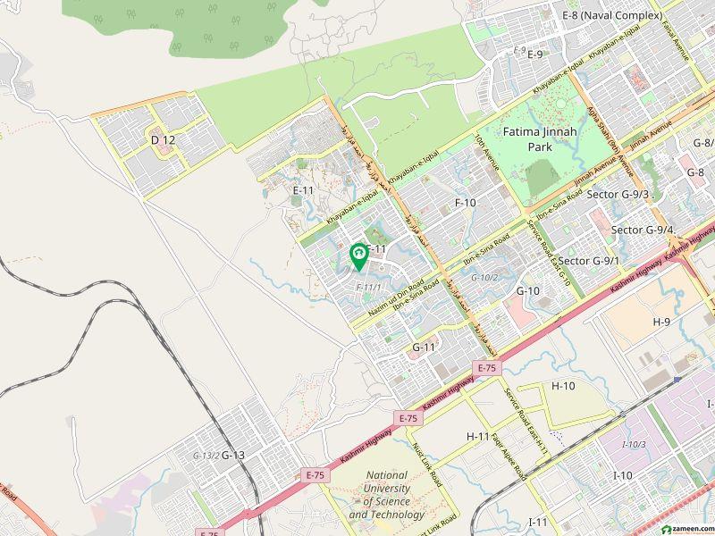 Flat For Rent At F-11 Karakoram  Enclave 2