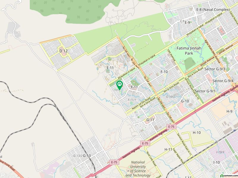 Residential Plot Of 5400 Square Feet Is Available For Sale