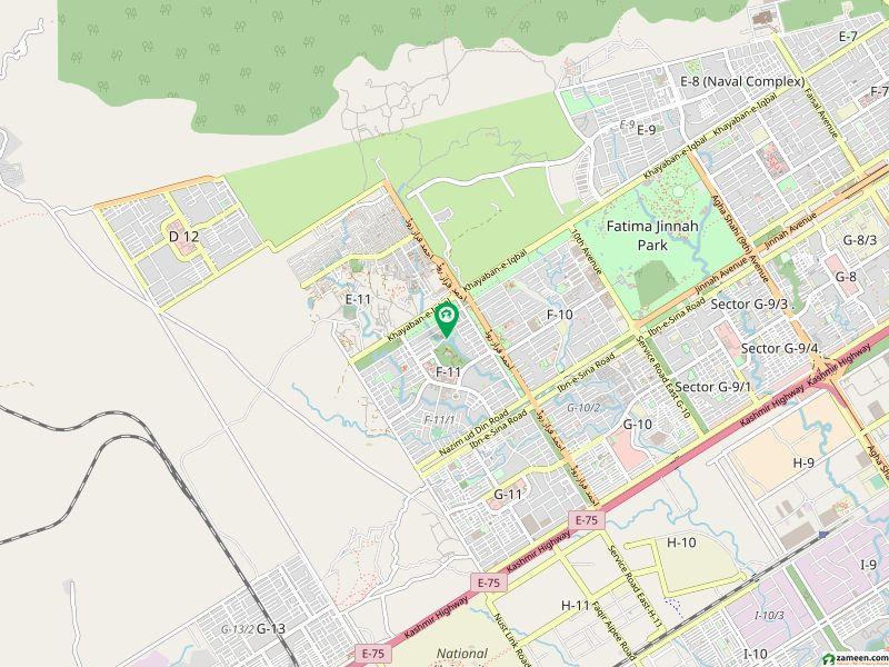 ایف ۔ 11/3 ایف ۔ 11 اسلام آباد میں 7 کمروں کا 1.33 کنال مکان 11 کروڑ میں برائے فروخت۔