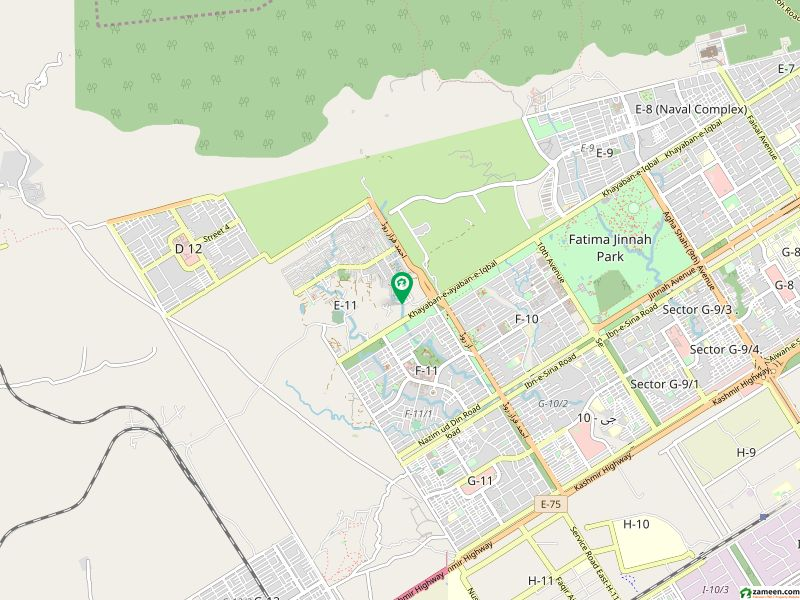 کیپیٹل ریزڈنشیا مرگلہ ہِلز-2 ای ۔ 11 اسلام آباد میں 2 کمروں کا 4 مرلہ فلیٹ 80 لاکھ میں برائے فروخت۔