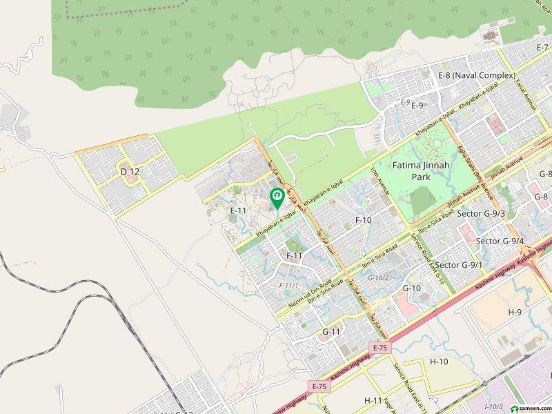 کیپیٹل ریزڈنشیا مرگلہ ہِلز-2 ای ۔ 11 اسلام آباد میں 2 کمروں کا 4 مرلہ فلیٹ 88 لاکھ میں برائے فروخت۔