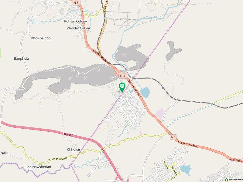 ایم پی سی ایچ ایس - بلاک اے ایم پی سی ایچ ایس ۔ ملٹی گارڈنز بی ۔ 17 اسلام آباد میں 1 کنال رہائشی پلاٹ 85 لاکھ میں برائے فروخت۔