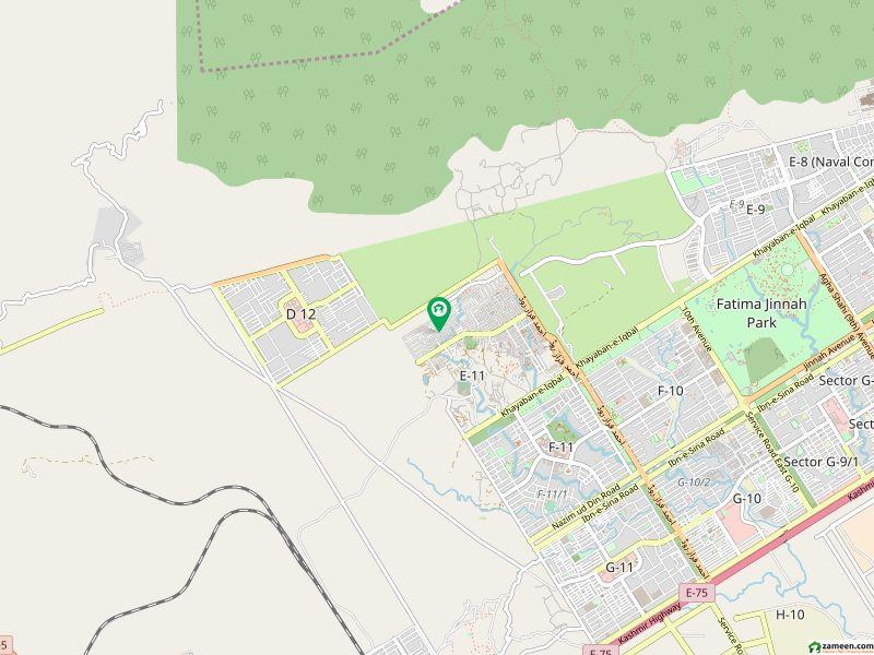 ای ۔ 11/2 ای ۔ 11 اسلام آباد میں 8 مرلہ رہائشی پلاٹ 1.8 کروڑ میں برائے فروخت۔