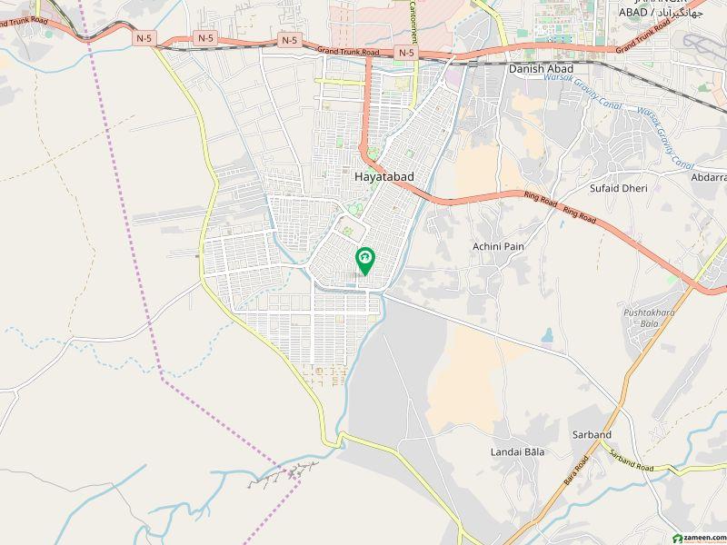 حیات آباد فیز 2 - ایچ2 حیات آباد فیز 2 حیات آباد پشاور میں 10 کمروں کا 2 کنال مکان 9 کروڑ میں برائے فروخت۔