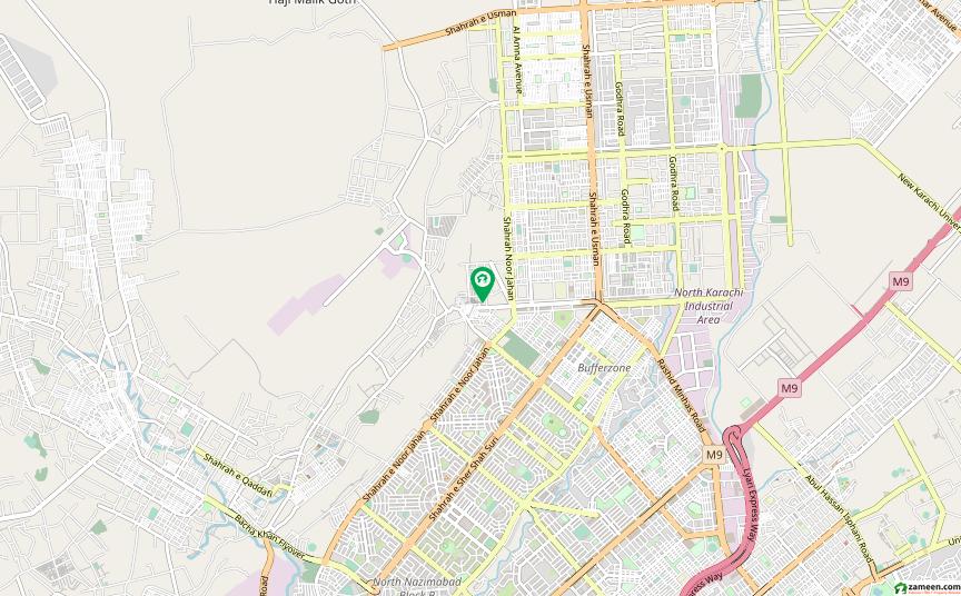 نارتھ کراچی - سیکٹر 7-D3 نارتھ کراچی کراچی میں 2 کمروں کا 5 مرلہ مکان 95 لاکھ میں برائے فروخت۔