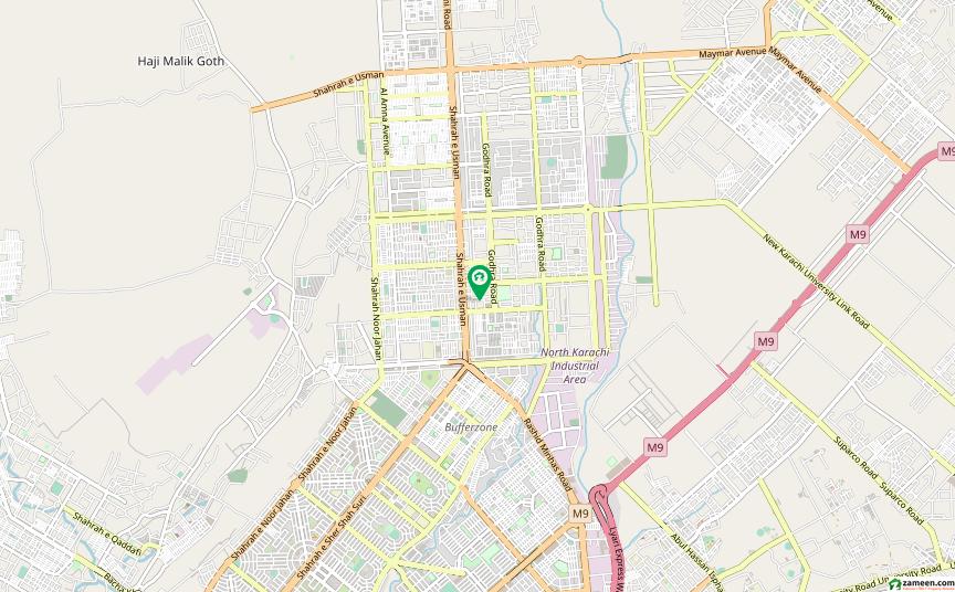 نارتھ کراچی ۔ سیکٹر 11آئی نارتھ کراچی کراچی میں 3 کمروں کا 3 مرلہ فلیٹ 15 ہزار میں کرایہ پر دستیاب ہے۔