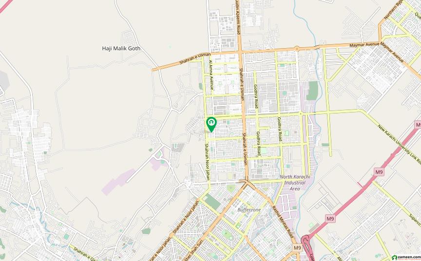 نارتھ کراچی ۔ سیکٹر 8 نارتھ کراچی کراچی میں 2 کمروں کا 5 مرلہ بالائی پورشن 20 ہزار میں کرایہ پر دستیاب ہے۔
