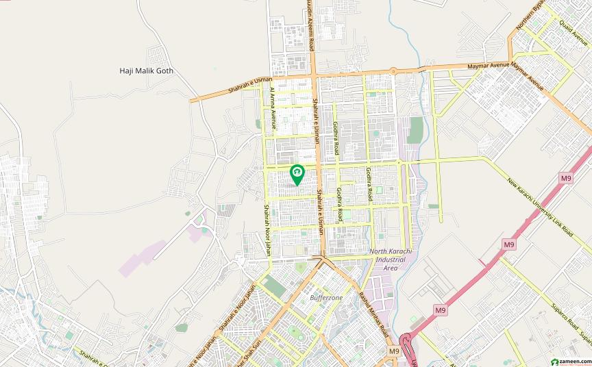 نارتھ کراچی ۔ سیکٹر 11اے نارتھ کراچی کراچی میں 3 کمروں کا 6 مرلہ فلیٹ 25 ہزار میں کرایہ پر دستیاب ہے۔