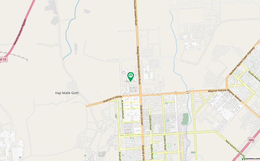 سُرجانی ٹاؤن - سیکٹر 5 سُرجانی ٹاؤن گداپ ٹاؤن کراچی میں 1 کمرے کا 2 مرلہ فلیٹ 14.95 لاکھ میں برائے فروخت۔