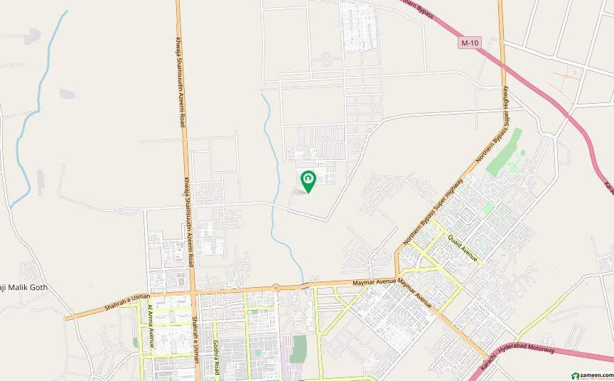 حسن گوٹھ کراچی میں 2 مرلہ رہائشی پلاٹ 5 لاکھ میں برائے فروخت۔