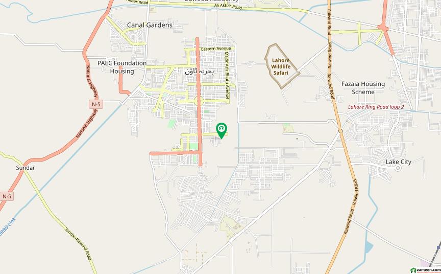 بحریہ ٹاؤن جناح بلاک بحریہ ٹاؤن سیکٹر ای بحریہ ٹاؤن لاہور میں 5 مرلہ مکان 1.25 کروڑ میں مطلوب ہے۔