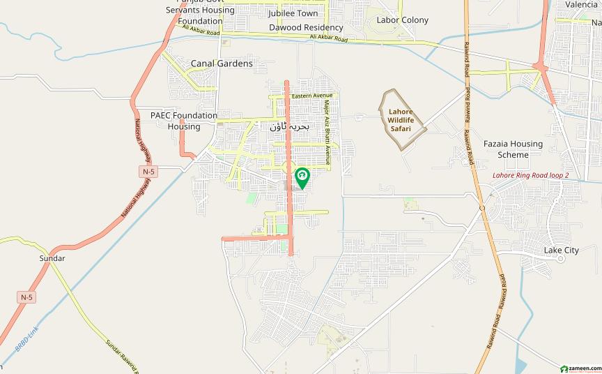 بحریہ ٹاؤن ٹؤلپ ایکسٹینشن بحریہ ٹاؤن سیکٹر سی بحریہ ٹاؤن لاہور میں 5 مرلہ رہائشی پلاٹ 69 لاکھ میں برائے فروخت۔