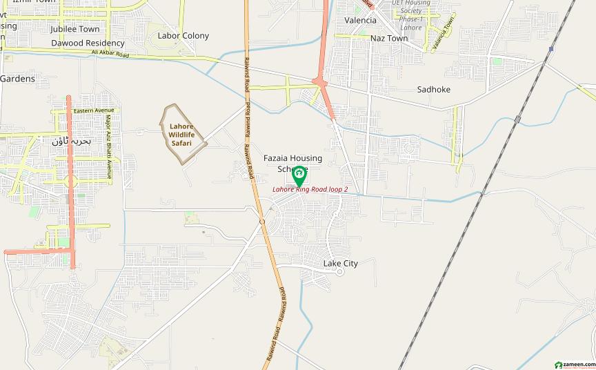 فضائیہ ہاؤسنگ سکیم لاہور میں 1 کنال رہائشی پلاٹ 1.27 کروڑ میں مطلوب ہے۔