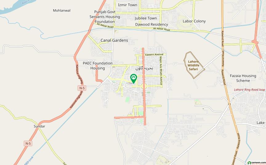 بحریہ ٹاؤن ۔ بلاک سی سی بحریہ ٹاؤن سیکٹرڈی بحریہ ٹاؤن لاہور میں 5 مرلہ مکان 1.15 کروڑ میں مطلوب ہے۔