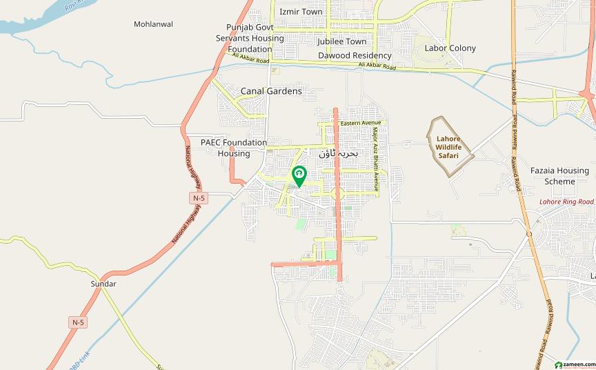 بحریہ ٹاؤن ۔ بلاک بی بی بحریہ ٹاؤن سیکٹرڈی بحریہ ٹاؤن لاہور میں 5 مرلہ مکان 1.35 کروڑ میں مطلوب ہے۔