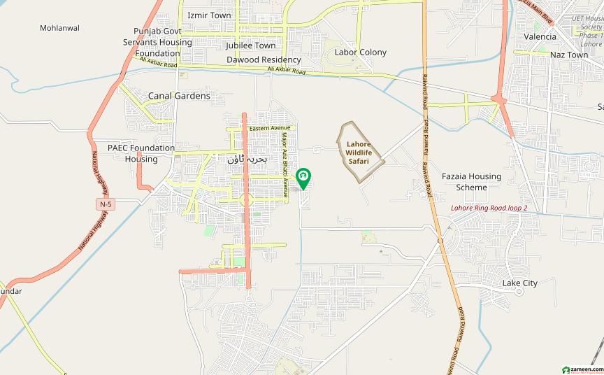 بحریہ ٹاؤن نرگس بلاک بحریہ ٹاؤن سیکٹر سی بحریہ ٹاؤن لاہور میں 1 کنال رہائشی پلاٹ 1.3 کروڑ میں مطلوب ہے۔