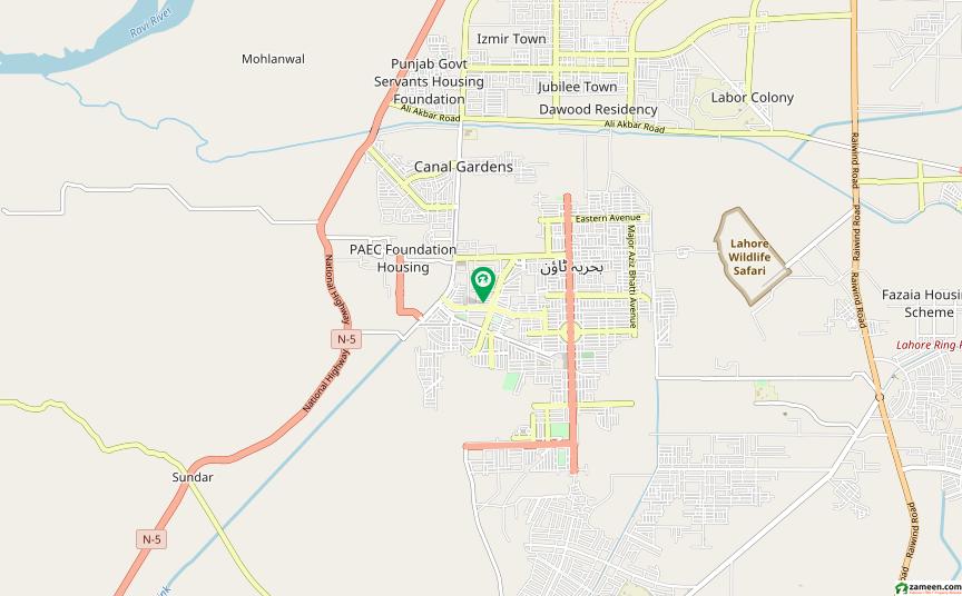 Plot Urgent Reqd 10m Awaisa Qarni 60 Road