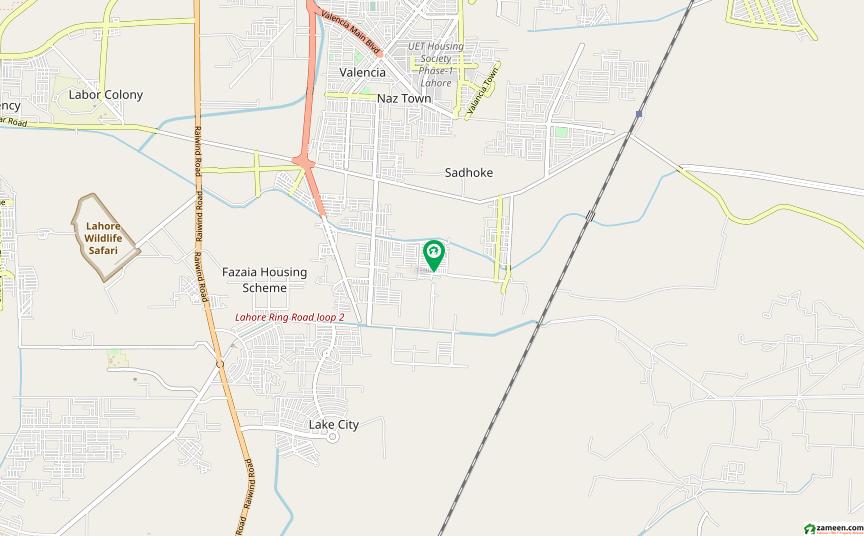 ہلوکی گارڈنز - بلاک بی ڈی ایچ اے فیز 11 ۔ ہلوکی گارڈنز ڈی ایچ اے ڈیفینس لاہور میں 5 مرلہ رہائشی پلاٹ 44 لاکھ میں برائے فروخت۔