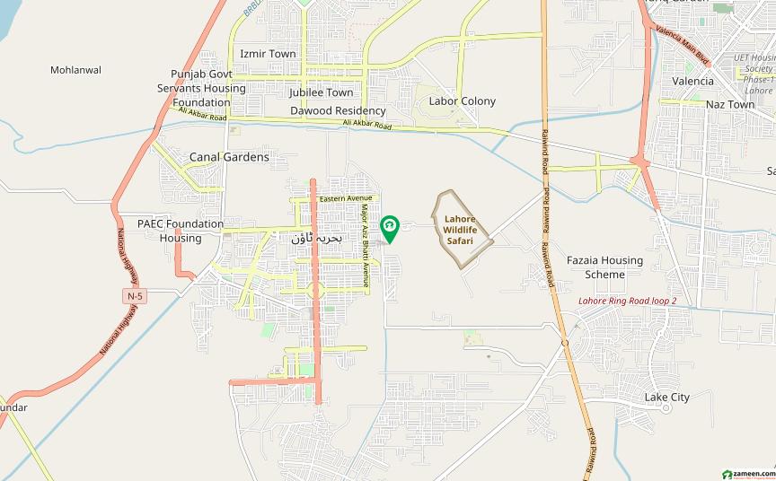 بحریہ ٹاؤن - نرگس ایکسٹیشن بحریہ ٹاؤن سیکٹر سی بحریہ ٹاؤن لاہور میں 5 مرلہ رہائشی پلاٹ 38 لاکھ میں مطلوب ہے۔