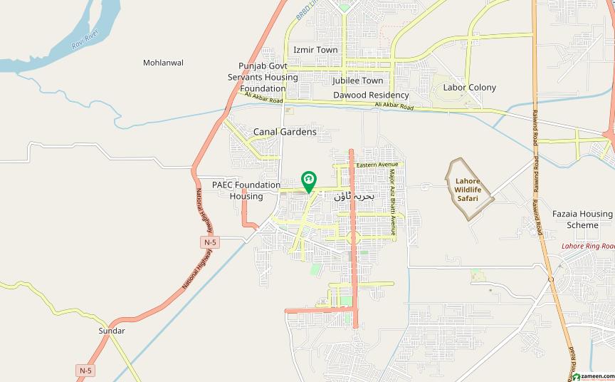 بحریہ ٹاؤن ایگزیکٹو لاج بحریہ ٹاؤن سیکٹر B بحریہ ٹاؤن لاہور میں 13 کنال رہائشی پلاٹ 28 کروڑ میں برائے فروخت۔