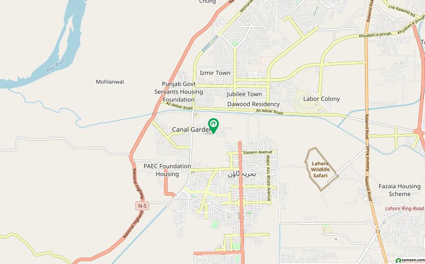 کینال گارڈن ۔ بلاک ڈی کینال گارڈن لاہور میں 3 کمروں کا 10 مرلہ بالائی پورشن 27 ہزار میں کرایہ پر دستیاب ہے۔