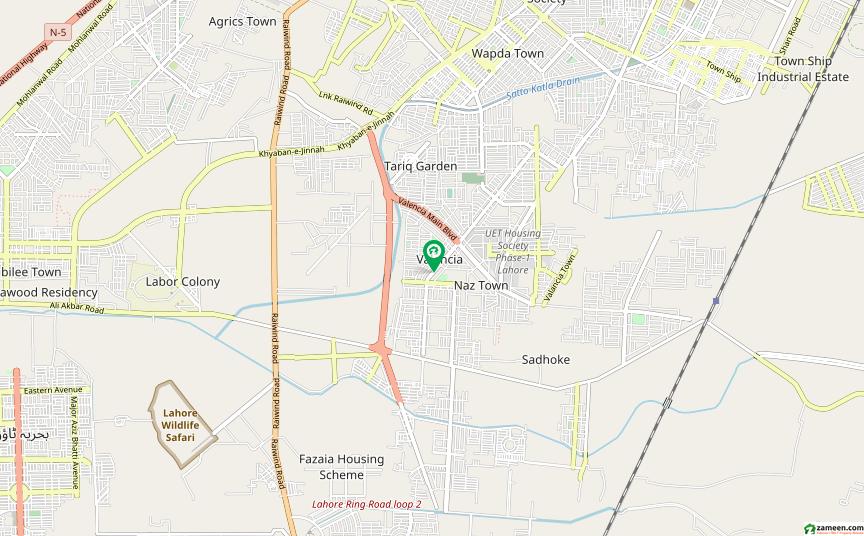 ویلینشیاء ہاؤسنگ سوسائٹی لاہور میں 5 کمروں کا 1 کنال مکان 1.3 لاکھ میں مطلوب ہے۔