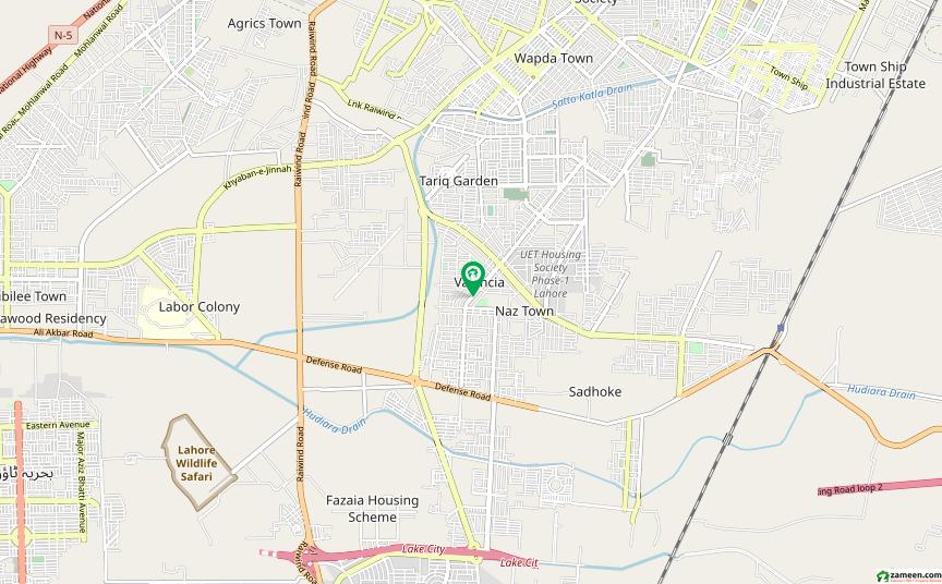 ویلینشیاء ہاؤسنگ سوسائٹی لاہور میں 1 کمرے کا 8 مرلہ کمرہ 13 ہزار میں کرایہ پر دستیاب ہے۔