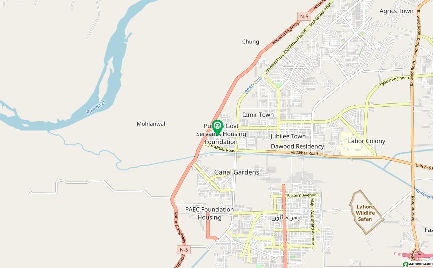 پنجاب گورنمنٹ سرونٹ سوسائٹی لاہور میں 2 کمروں کا 5 مرلہ مکان 19 ہزار میں کرایہ پر دستیاب ہے۔