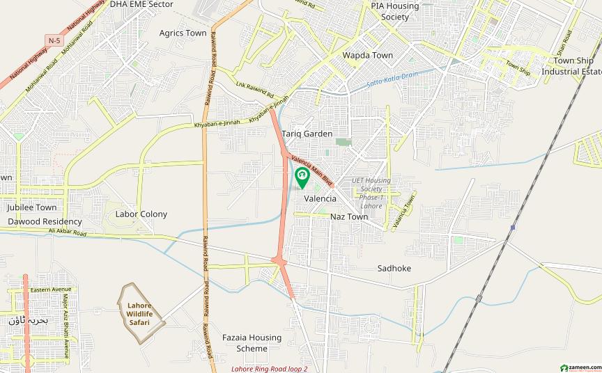 ویلینشیاء ۔ بلاک ای ویلینشیاء ہاؤسنگ سوسائٹی لاہور میں 2 کمروں کا 1 کنال زیریں پورشن 40 ہزار میں کرایہ پر دستیاب ہے۔