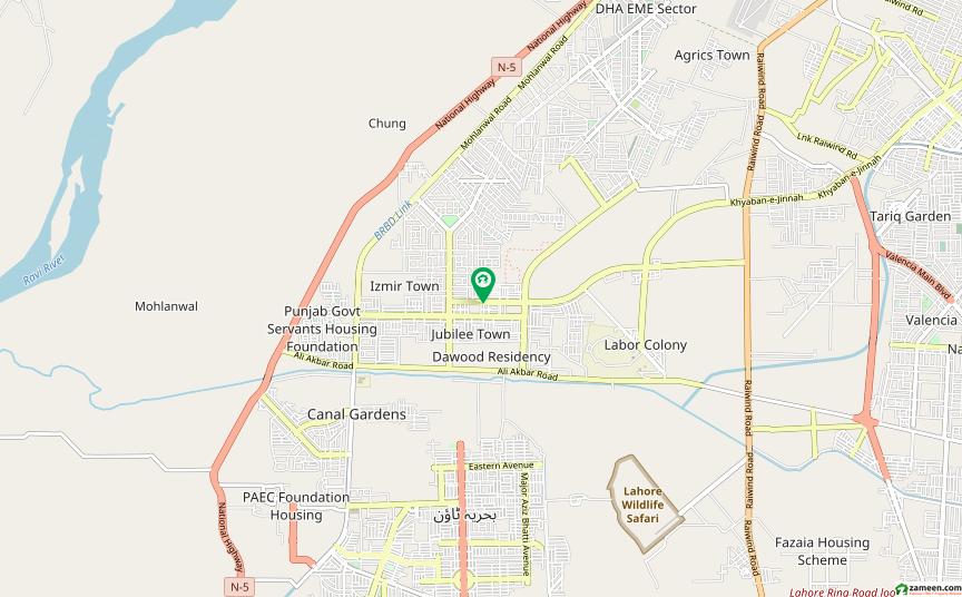 جوبلی ٹاؤن ۔ بلاک سی جوبلی ٹاؤن لاہور میں 3 مرلہ رہائشی پلاٹ 35 لاکھ میں برائے فروخت۔