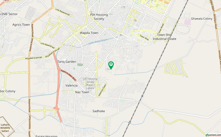 ایڈن بولیوارڈ - بلاک بی ایڈن بولیوارڈ ہاؤسنگ سکیم کالج روڈ لاہور میں 4 کمروں کا 5 مرلہ مکان 98 لاکھ میں برائے فروخت۔