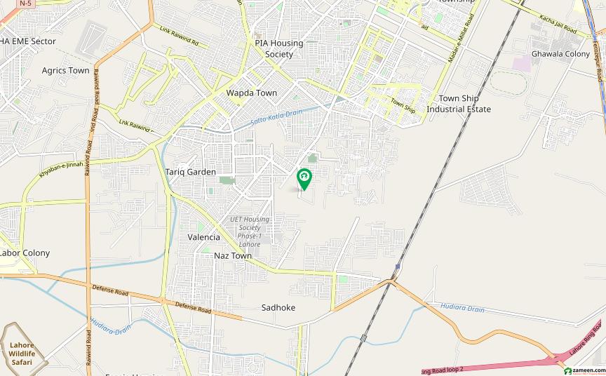 ایڈن بولیوارڈ - بلاک اے ایڈن بولیوارڈ ہاؤسنگ سکیم کالج روڈ لاہور میں 3 کمروں کا 5 مرلہ مکان 95 لاکھ میں برائے فروخت۔