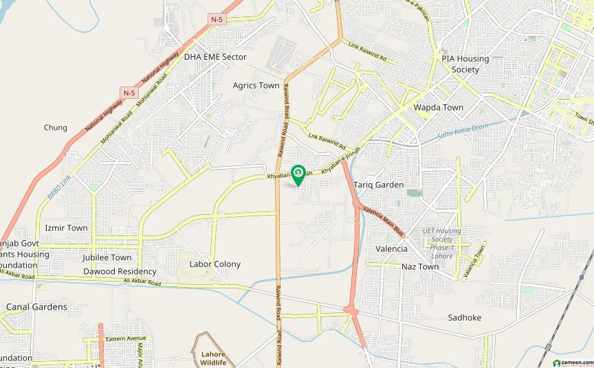 او پی ایف ہاؤسنگ سکیم - بلاک ڈی او پی ایف ہاؤسنگ سکیم لاہور میں 2 کنال رہائشی پلاٹ 2 کروڑ میں مطلوب ہے۔