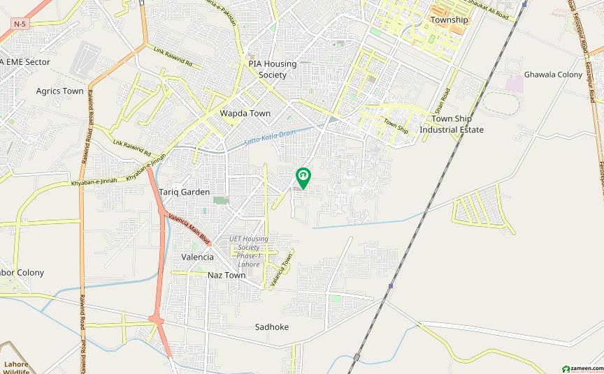 ملٹری اکاؤنٹس ہاؤسنگ سوسائٹی لاہور میں 2 کمروں کا 4 مرلہ بالائی پورشن 17 ہزار میں کرایہ پر دستیاب ہے۔