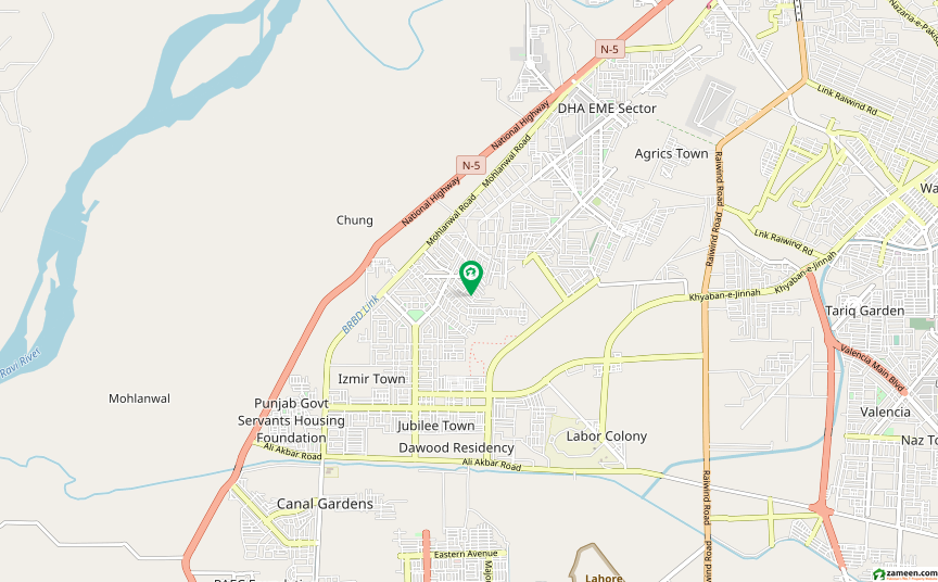 نیسپاک سکیم فیز 2 نیسپاک ہاؤسنگ سکیم مین کینال بینک روڈ لاہور میں 5 مرلہ رہائشی پلاٹ 30 لاکھ میں مطلوب ہے۔