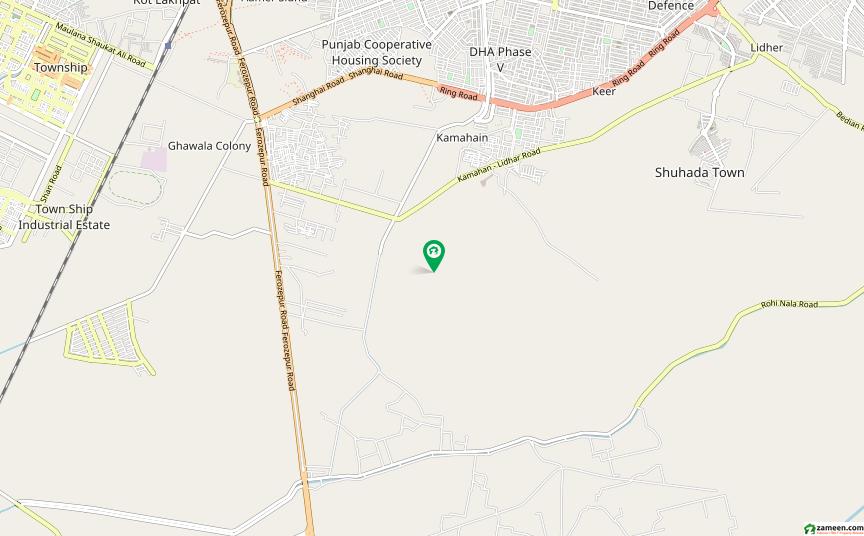 اسٹیٹ لائف فیز 2 - بلاک ڈبل اے سٹیٹ لائف ہاؤسنگ فیز 2 اسٹیٹ لائف ہاؤسنگ سوسائٹی لاہور میں 14 مرلہ رہائشی پلاٹ 27.5 لاکھ میں برائے فروخت۔