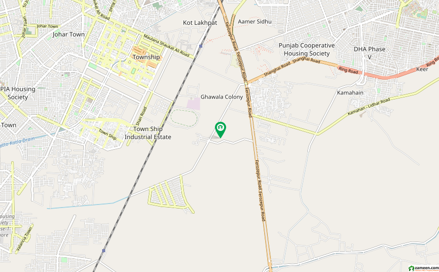 پاک عرب سوسائٹی فیز 1 - بلاک سی پاک عرب ہاؤسنگ سوسائٹی فیز 1 پاک عرب ہاؤسنگ سوسائٹی لاہور میں 3 کمروں کا 5 مرلہ مکان 45 ہزار میں کرایہ پر دستیاب ہے۔