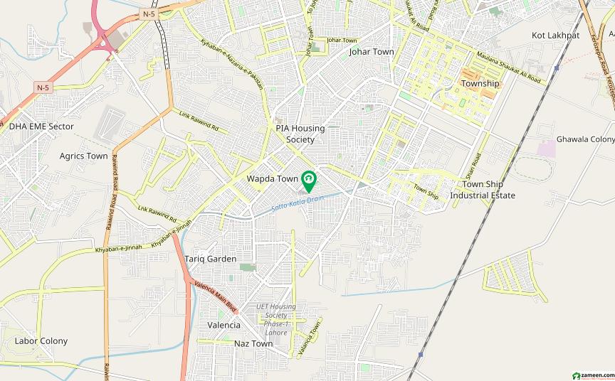 نیسپاک ہاؤسنگ سوسائٹی - فیز 1 - بلاک D1 نیسپاک سکیم فیز 1 کالج روڈ لاہور میں 6 کمروں کا 1 کنال مکان 3 کروڑ میں برائے فروخت۔