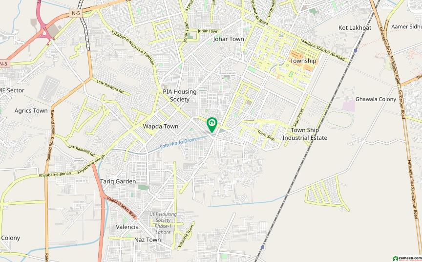 نیسپاک ہاؤسنگ سوسائٹی - فیز 1 - بلاک C1 نیسپاک سکیم فیز 1 کالج روڈ لاہور میں 7 کمروں کا 10 مرلہ مکان 2.35 کروڑ میں برائے فروخت۔