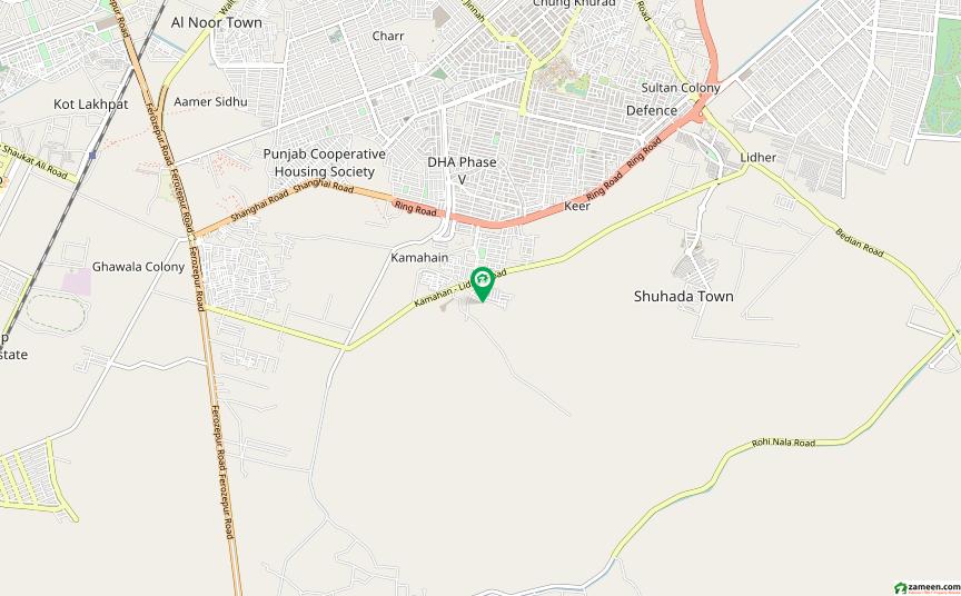 اسٹیٹ لائف فیز 1 - بلاک جی اسٹیٹ لائف ہاؤسنگ فیز 1 اسٹیٹ لائف ہاؤسنگ سوسائٹی لاہور میں 10 مرلہ رہائشی پلاٹ 50 لاکھ میں برائے فروخت۔